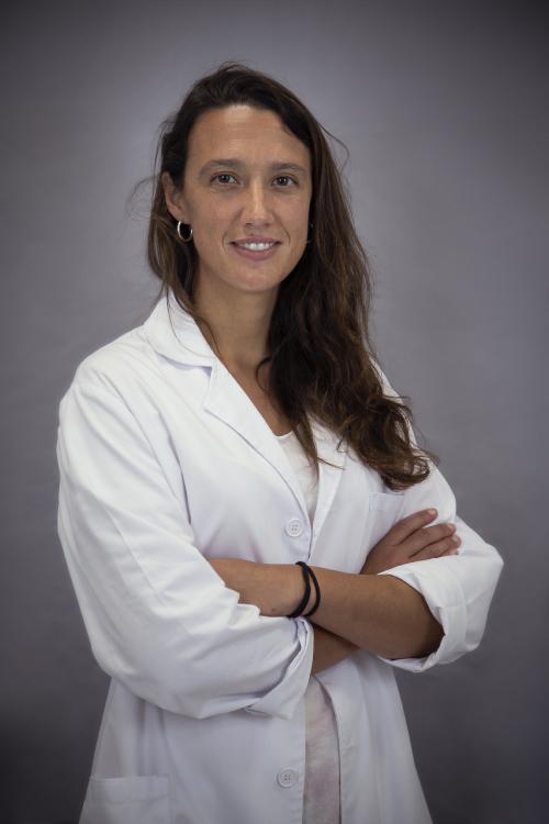 María Elena Guzmán Román, cardiología