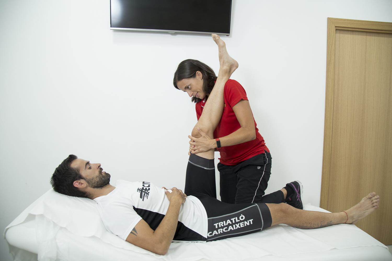 Fisioterapia y readaptación