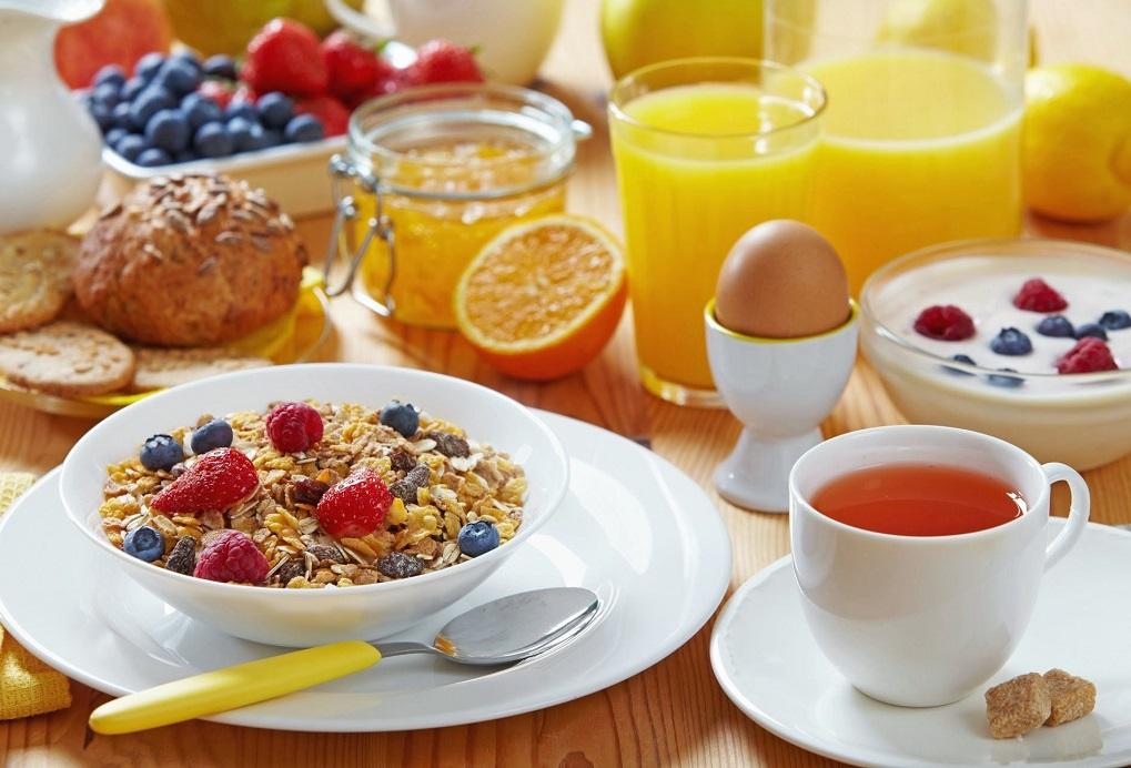 Claves para un buen desayuno
