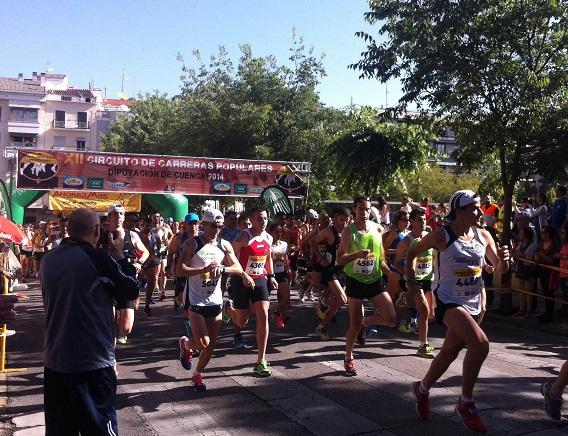 Clínica Tecma firma un convenio con el Club Atletismo Cuenca
