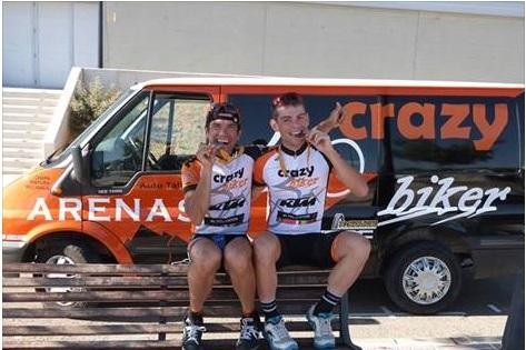 Crazy Biker sigue cosechando éxitos de la mano de Tecma