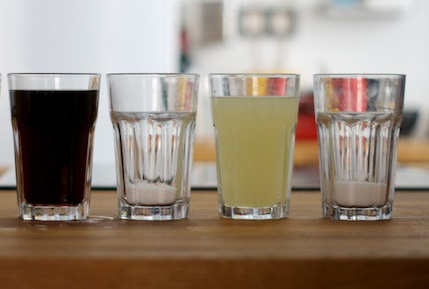 Hidratación, los refrescos no valen