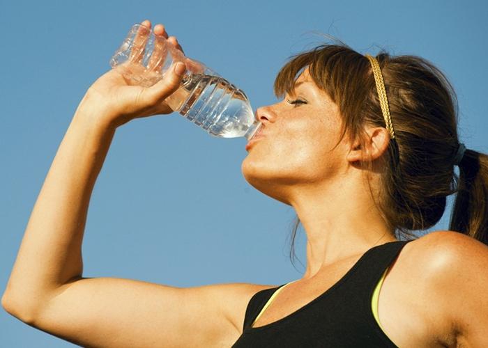 Hidratarse bien = vida sana