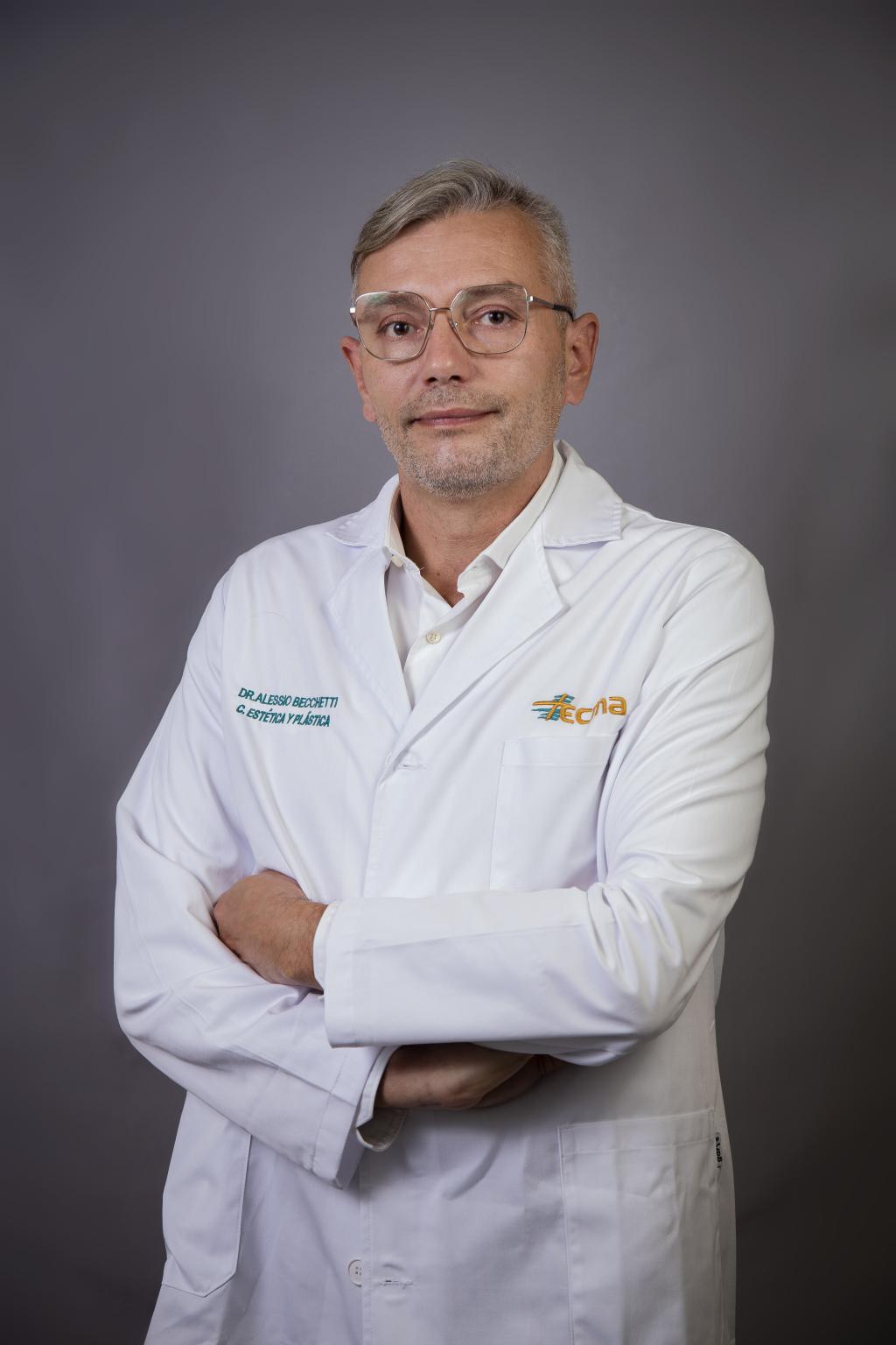Cirujano Alessio Bechetti