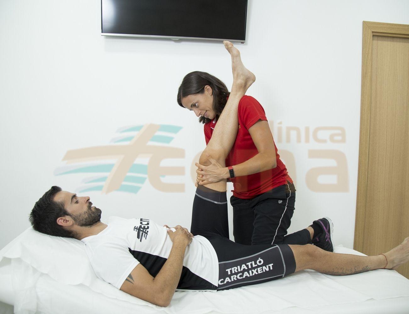 fisioterapia y readaptacion