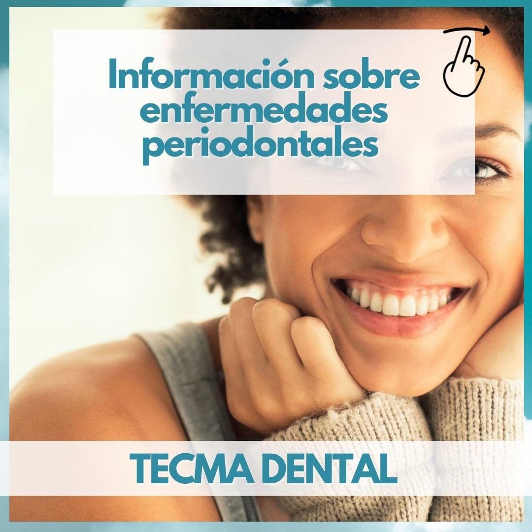 Información sobre enfermedades periodontales